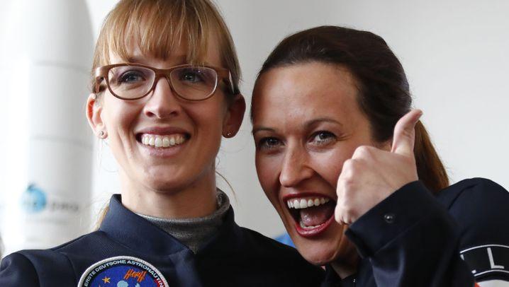 Astronautinnen-Wettbewerb: Ab ins All
