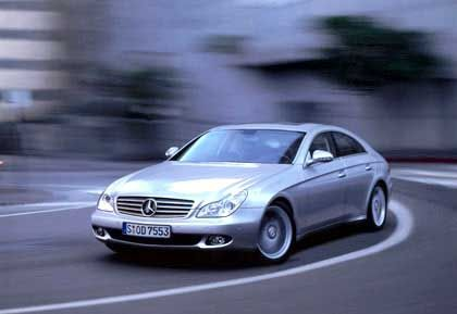 Mercedes CLS: Probleme mit den Bremsen führten bereits zu leichten Unfällen