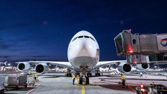 Vorerst letzter Lufthansa-Linienflug mit A380 gelandet