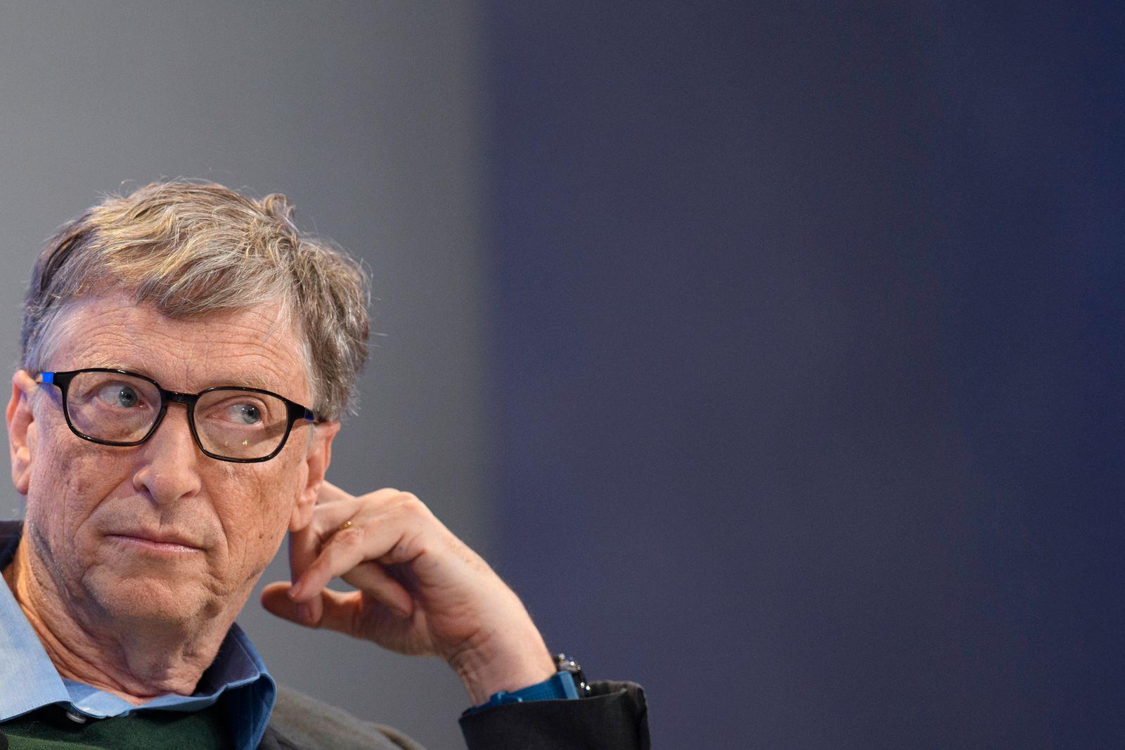 Gates: G20-Länder sollen Geld für Impfstoff-Entwicklung geben