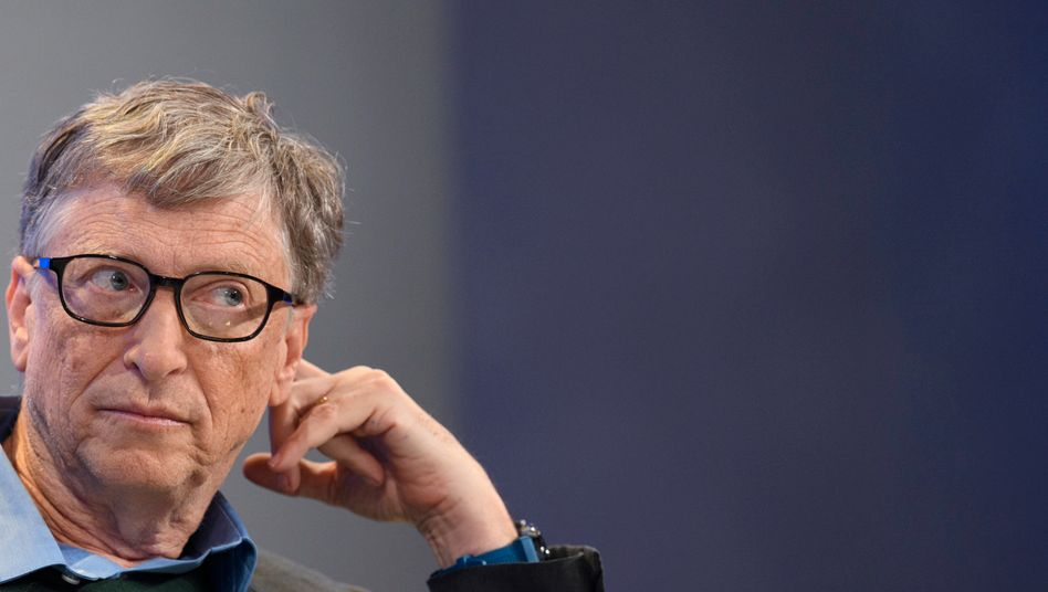 """Microsoft-Gründer Gates: """"Nicht länger zögern"""""""