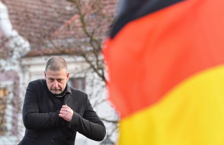 Götz Kubitschek (im Februar 2018)