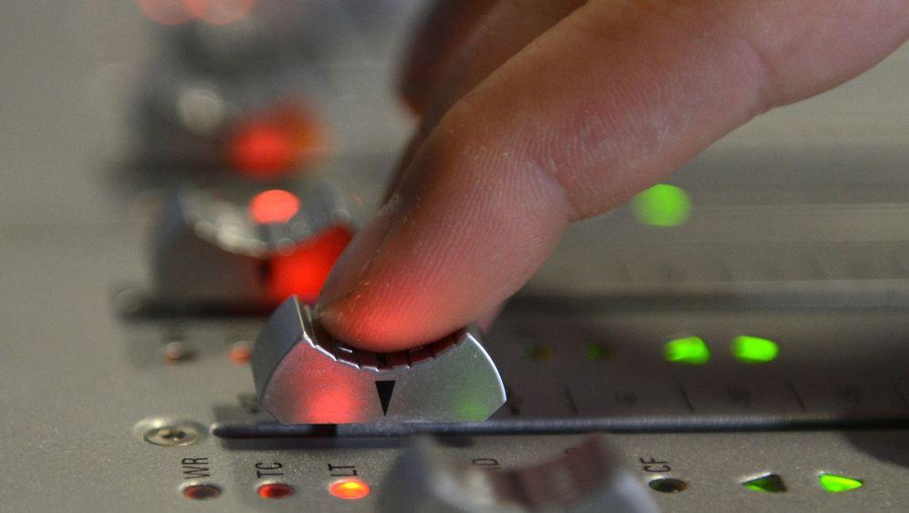 Von Beruf Tontechniker: Die Mischung macht's