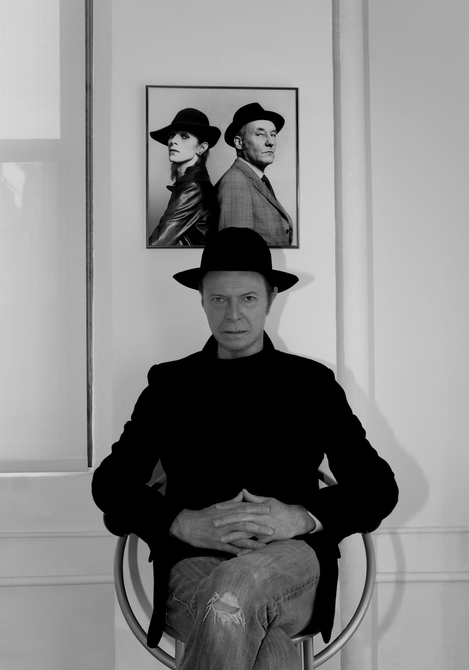 EINMALIGE VERWENDUNG David Bowie / The Next Day