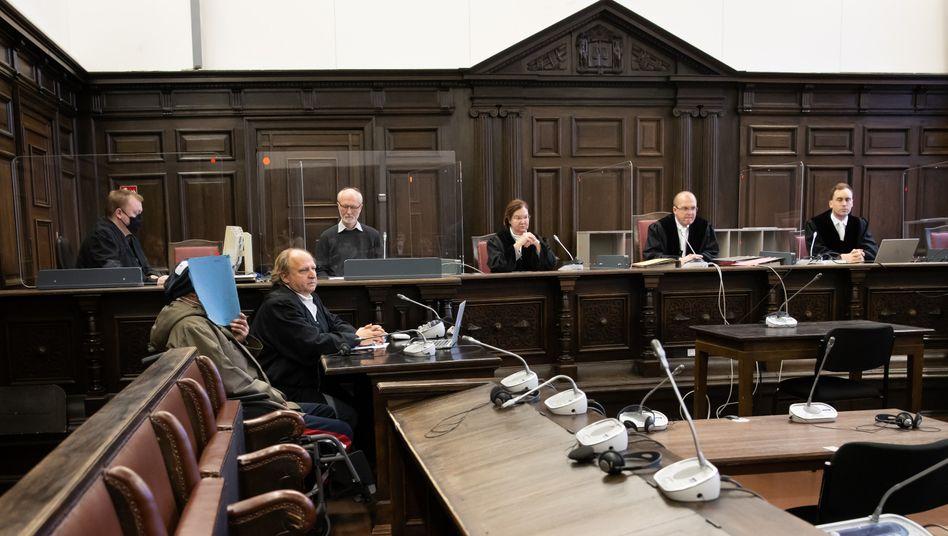 Prozess nach Gewalttat in Hamburg