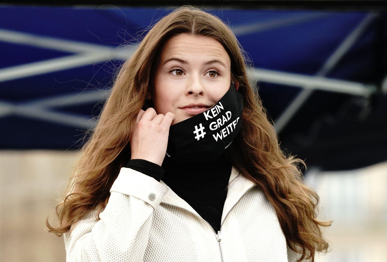 Klimaschützerin Luisa Neubauer