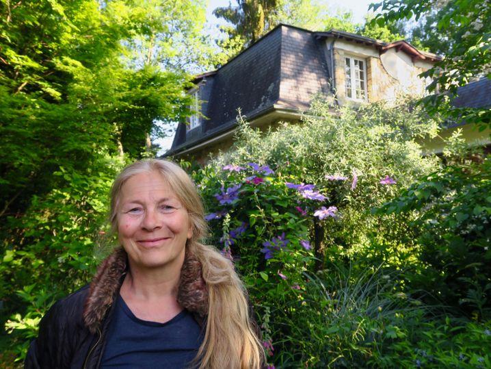Annie Blanchais im Jardin Retiré: gärtnern statt reisen