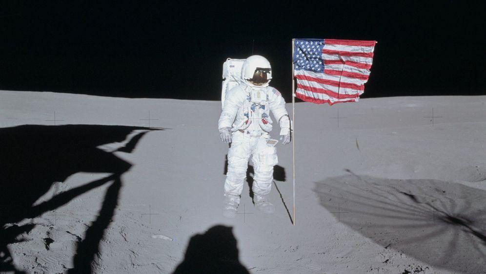 Nasa-Empfehlungen: Mond-Artefakte bitte nicht berühren!