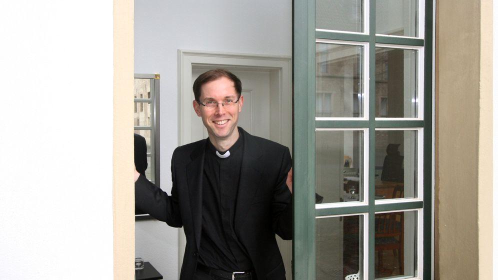 Vom Anwalt zum Priester: Alles auf Anfang