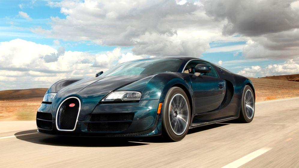 Bugatti Veyron Super Sport: Rasende Geltungssucht