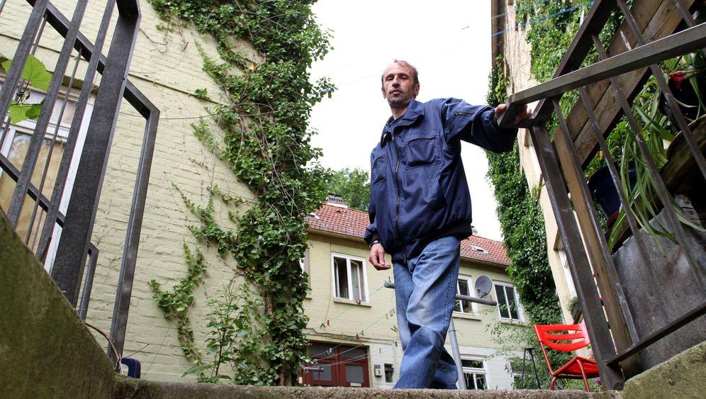 Bedrohte Altbauten in Hamburg: Idyll zwischen Bürowürfeln