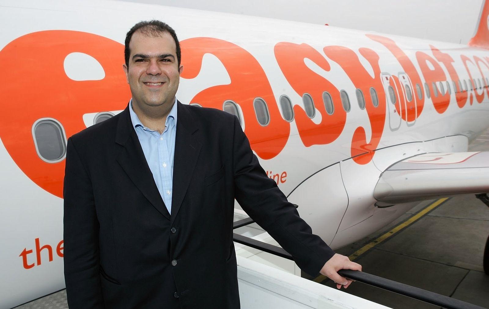 Easyjet-Gründer Stelios lehnt Flugzeugbestellung bei Airbus ab ...