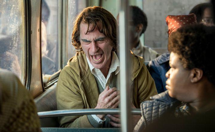 """""""Joker""""-Hauptdarsteller Phoenix: Auf den Spuren von """"Taxi Driver"""" Travis Bickle"""