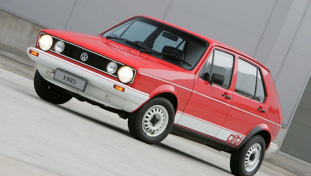 VW Golf I: Nun ist Schluß