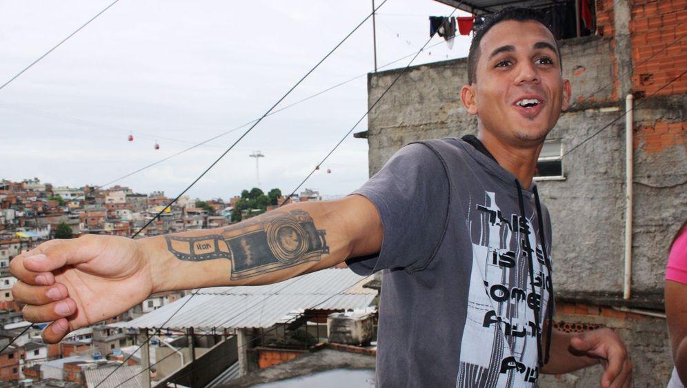 Fotograf in Rio de Janeiro: Karriere eines Favelakindes