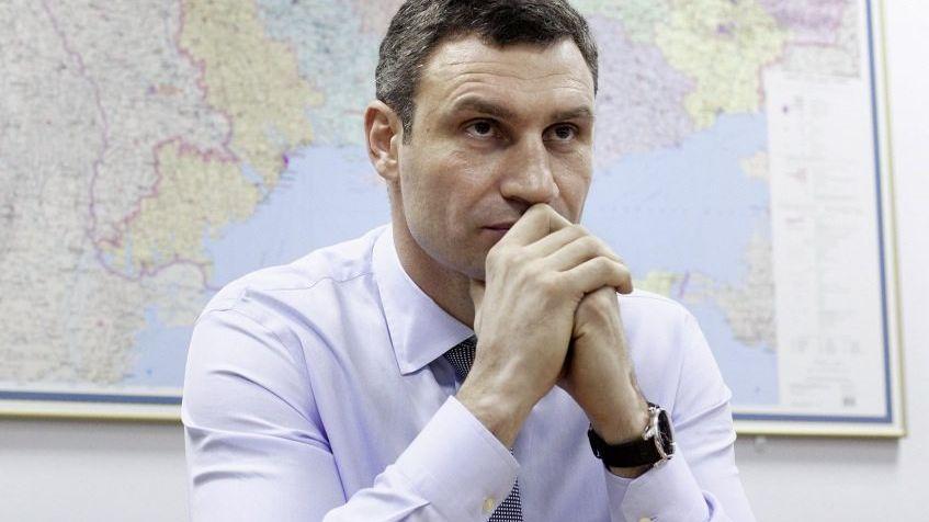 Politiker Klitschko: »Wir müssen alle Druckmittel einsetzen«