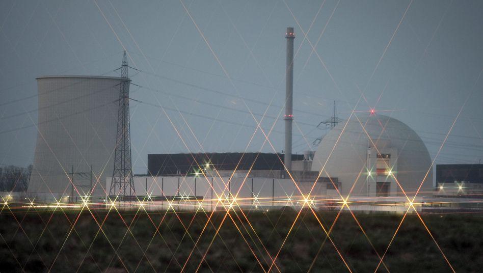 Atomkraftwerk Biblis: Streit um Altmeiler