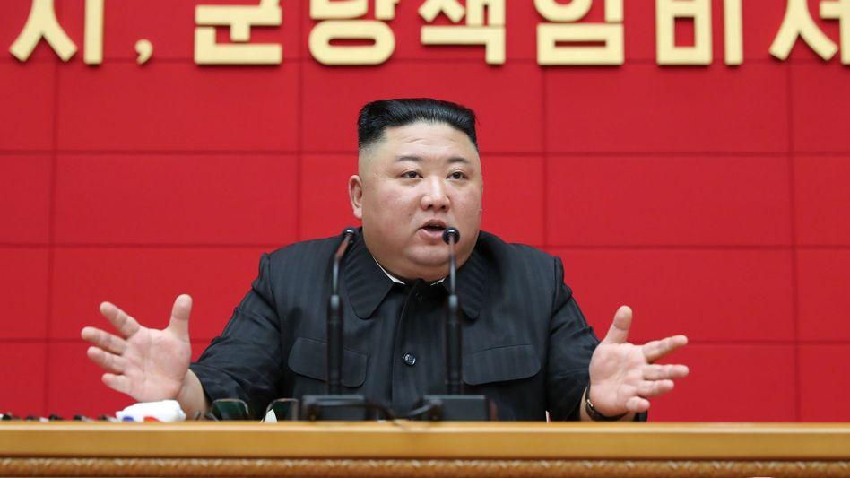 Kim Jong Un: Eine großartige Abmachung mit Nordkoreas Machthaber streben die USA nicht an