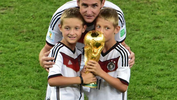 Miroslav Kloses Rücktritt: Perfekter Abschied