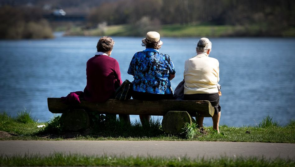 Seniorinnen am Kemnader See in Bochum