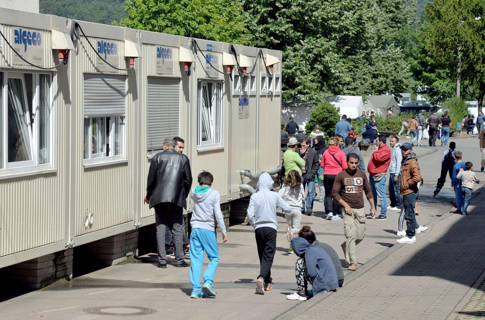 Aufnahmeeinrichtung für Asylbegehrende Trier ist überbelegt