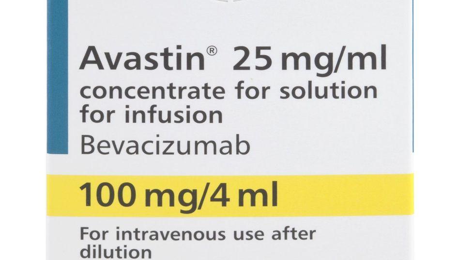 Krebsmedikament Avastin: Wirkstoff soll Tumore aushungern