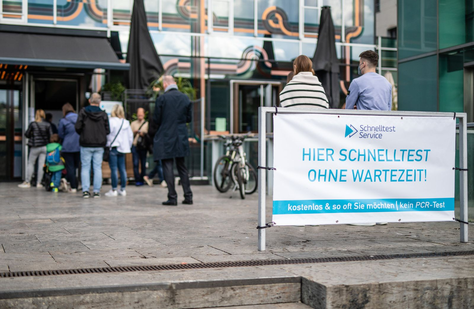 Stuttgart - Restaurants und Hotels öffnen wieder
