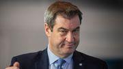 Bayerns Ministerpräsident Söder über aktuelle Corona-Maßnahmen
