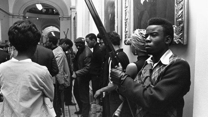 Black Panthers: Krieger und Stilikonen