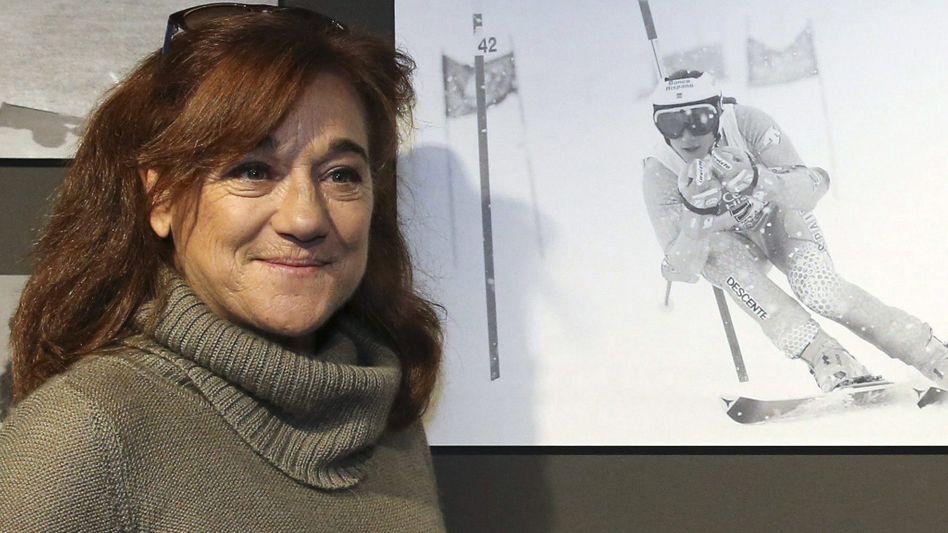 Ex-Skirennläuferin Blanca Fernández Ochoa (Archiv)