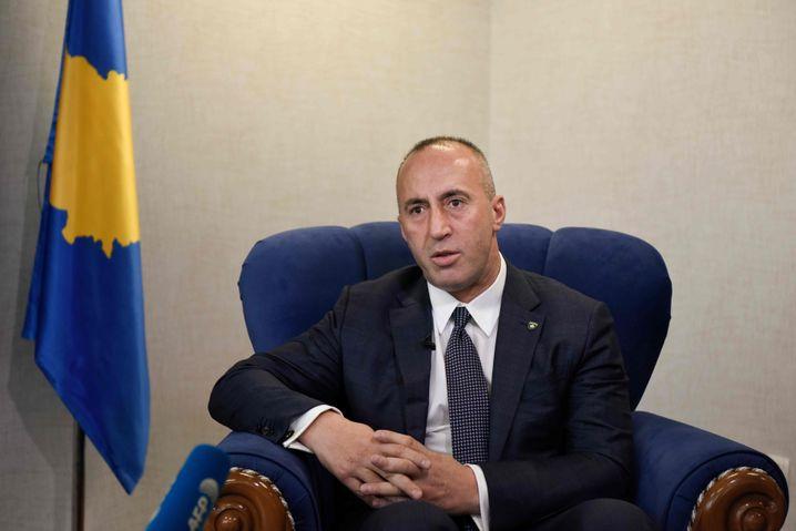 Ex-Premier Ramush Haradinaj: Politische Flucht nach vorn