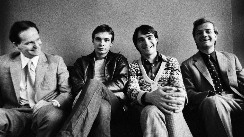 Kraftwerk im Jahr 1976
