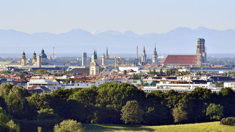 Münchner Zentrum