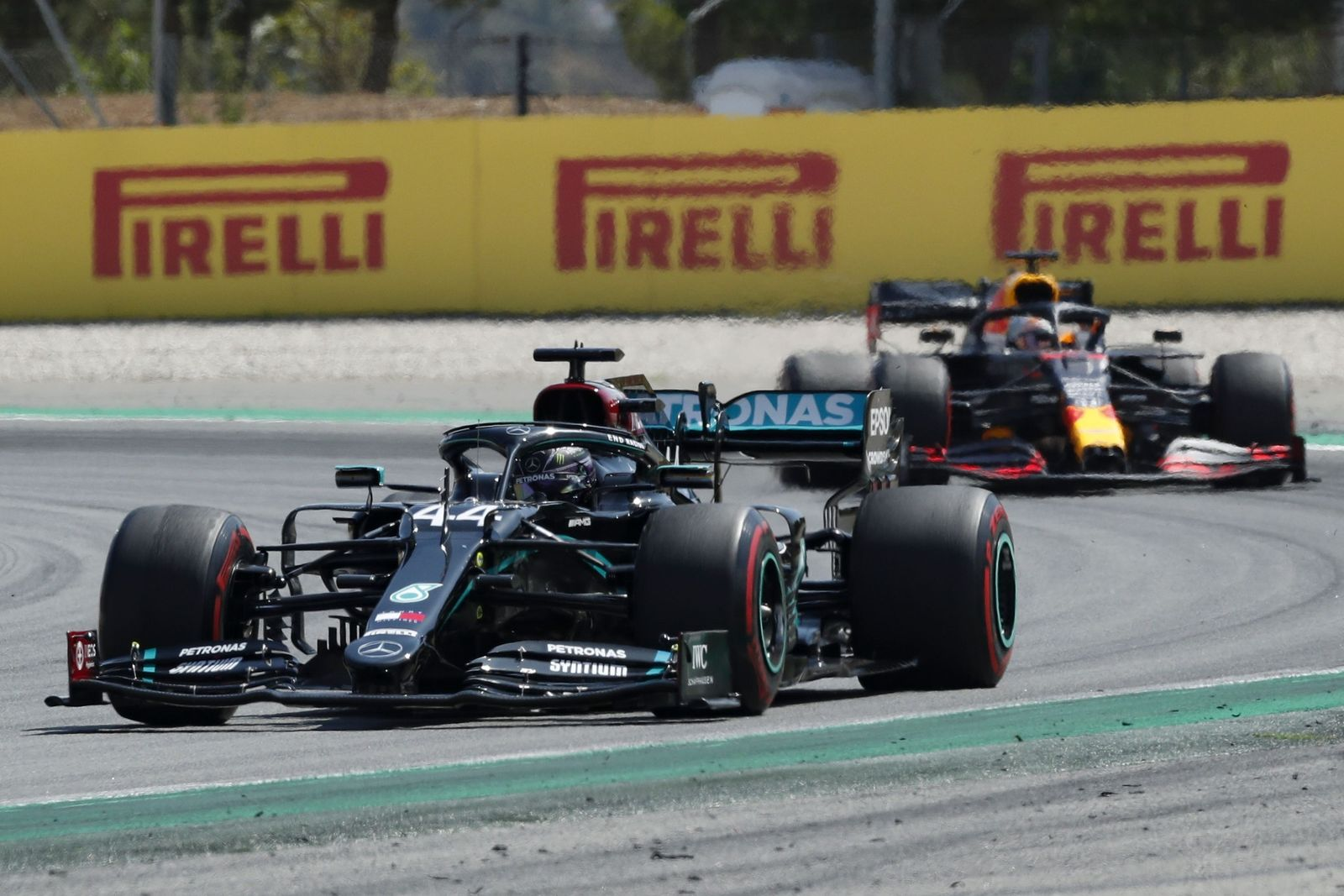 Formula One Grand Prix of Spain, Montmelo - 16 Aug 2020