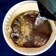 Kaffee kochen - sicher bald ein Blog-Thema. Abgebrüht!