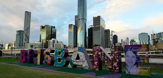 Brisbane trägt die Olympischen Sommerspiele 2032 aus