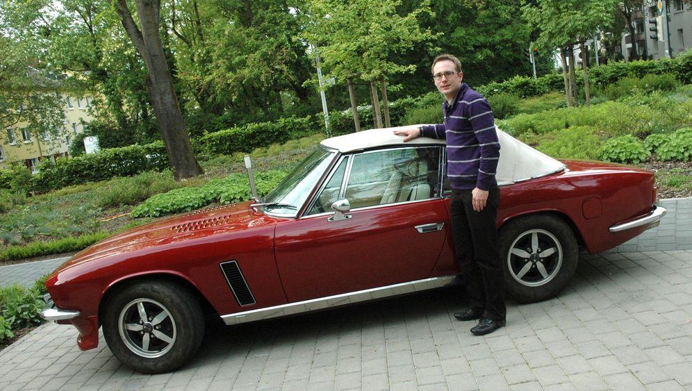 Jensen Interceptor III: Der Glamour-Sportwagen