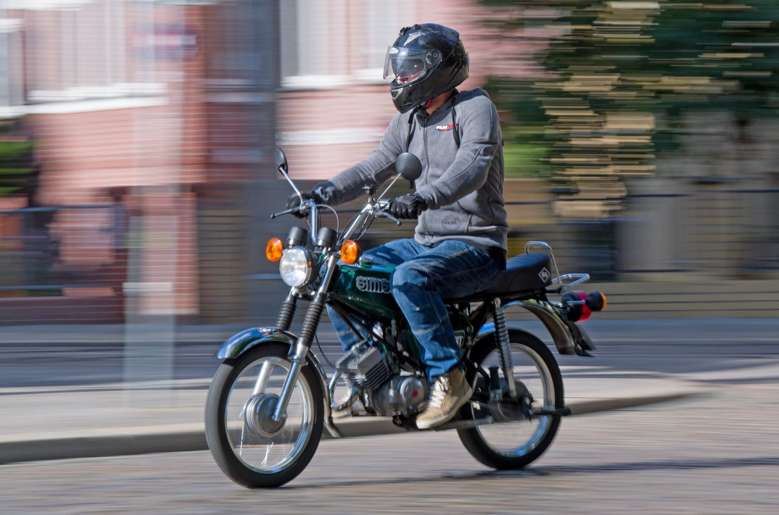 Moped-Führerschein ab 15