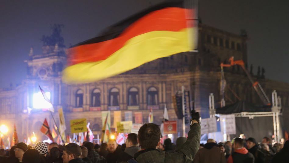 Pegida-Unterstützer: Die Grenzen des Anstandes sind gefallen