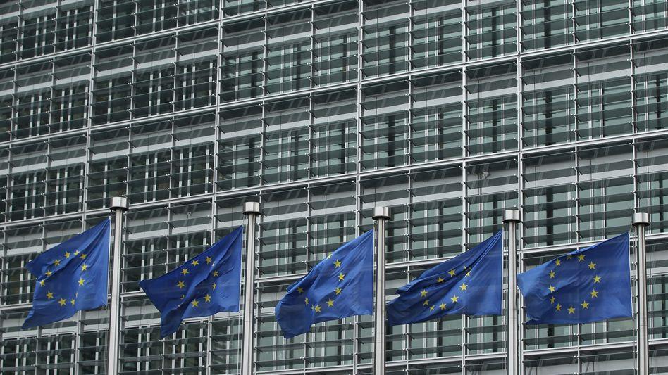 EU-Kommission in Brüssel: Zweifel an Fähigkeit der europäischen Politik