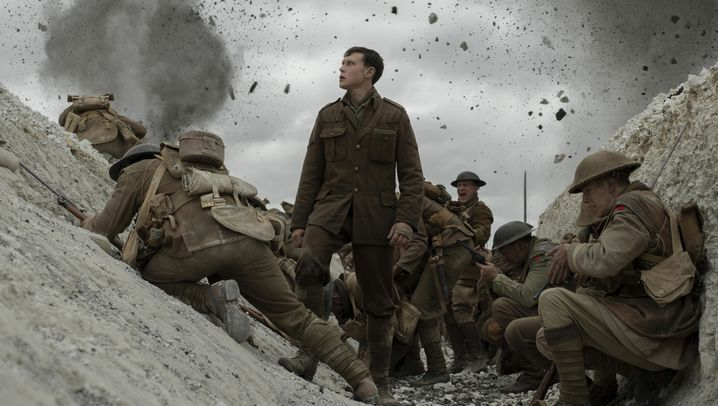 """Oscar-Favorit """"1917"""": Eine Mission, eine Einstellung"""