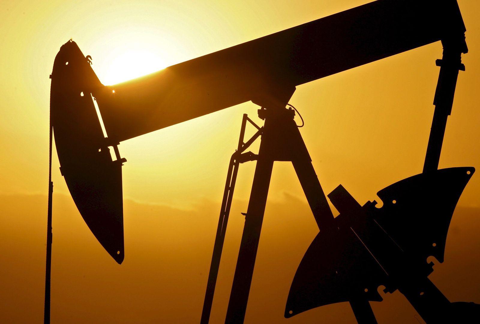Erdölförderung / Oklahoma / Erdbeben