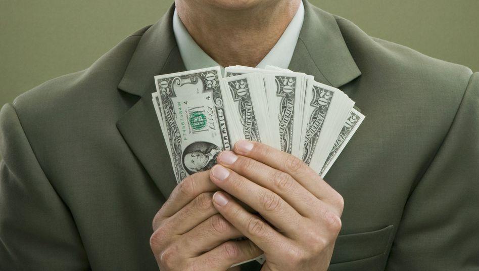 Geld, Geld, Geld: Der Homo oeconomicus denkt nur an seinen persönlichen Nutzen