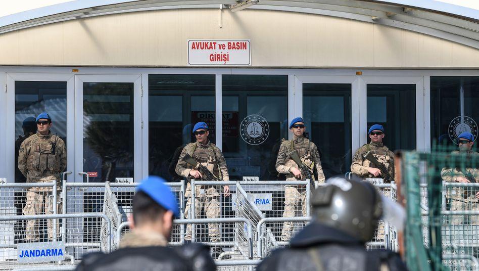 Gezi-Prozess: Freispruch für alle Angeklagten - Kavala kommt frei