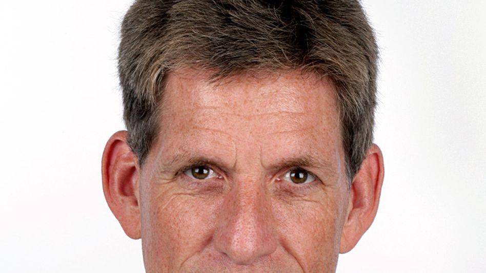 Berliner Polizeisprecher Thomas Neuendorf