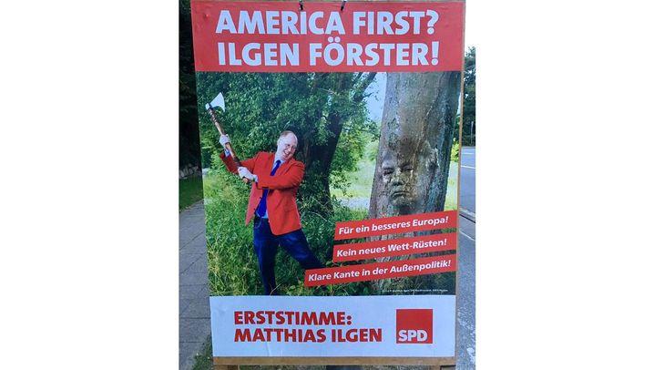 Bundestagswahl 2017: Die skurrilsten Wahlplakate