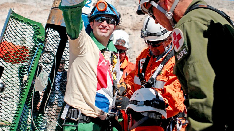 Photo Gallery: The Rescue of the 33 Chilean Miners
