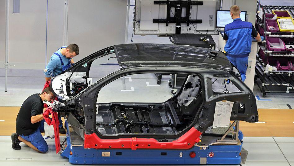 """Autoproduktion bei BMW: """"Ganz klar einen negativen Einfluss"""""""