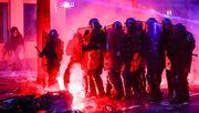 Schwere Ausschreitungen in Paris