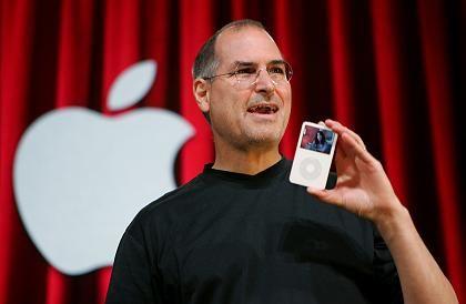 Apple-Chef Jobs: Neuster Coup, der Film für unterwegs